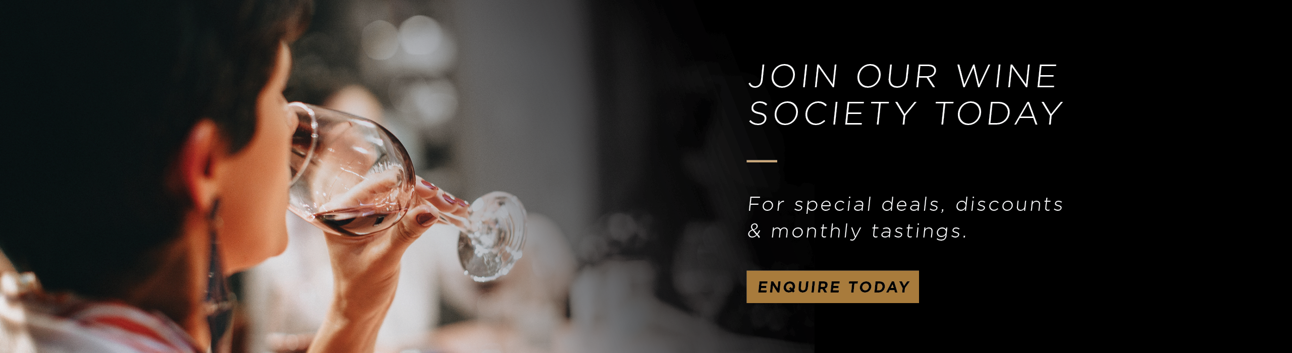 JOIN WINE SOCIETY