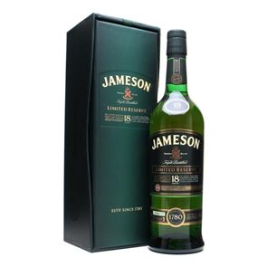 JAMESON 18 YEAR OLD LIMITED RELEASE 40%